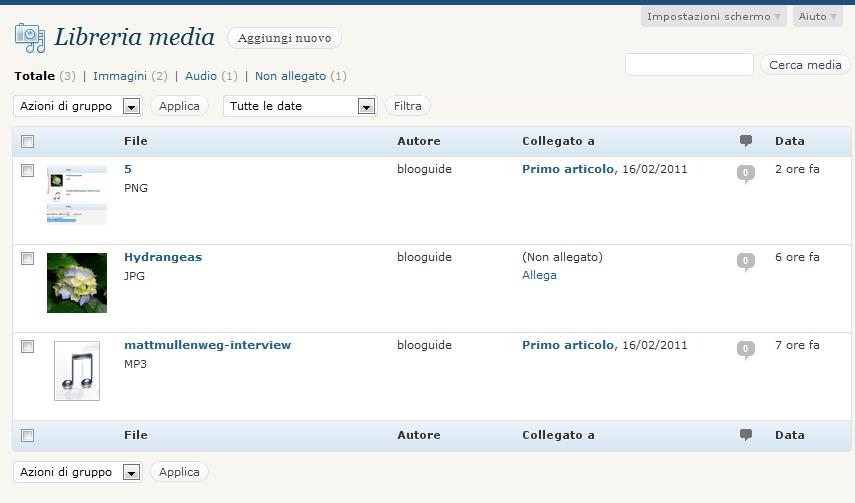 guida-wordpress-aggiungi-media