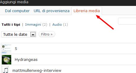 guida-wordpress-carica-documento-da-libreria