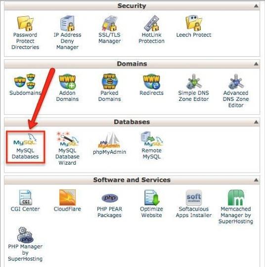 database-opencart