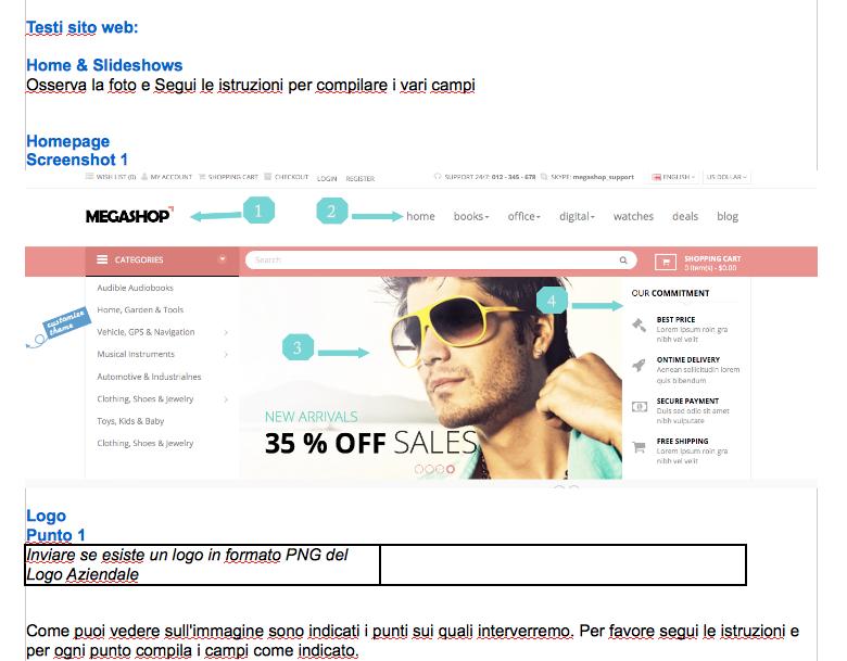 guida-raccolta-materiale-sito-wordpress
