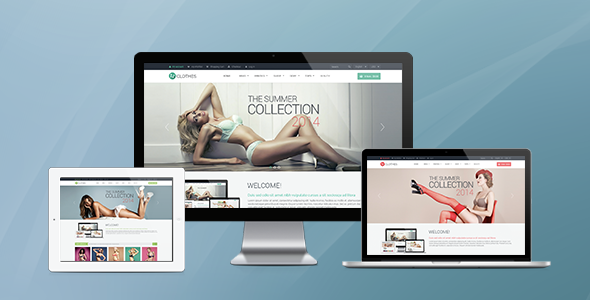 modelli grafici sito ecommerce