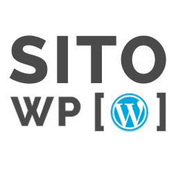 sito wordpress logo