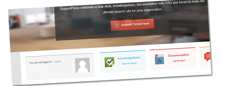 wordpress-Helpdesk