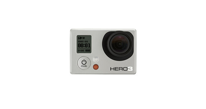 gopro frontale