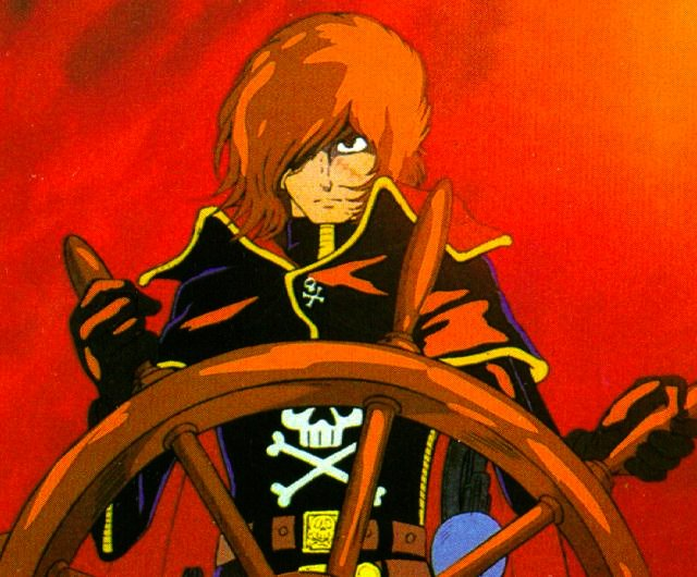 Capitan Harlock-Social-networks