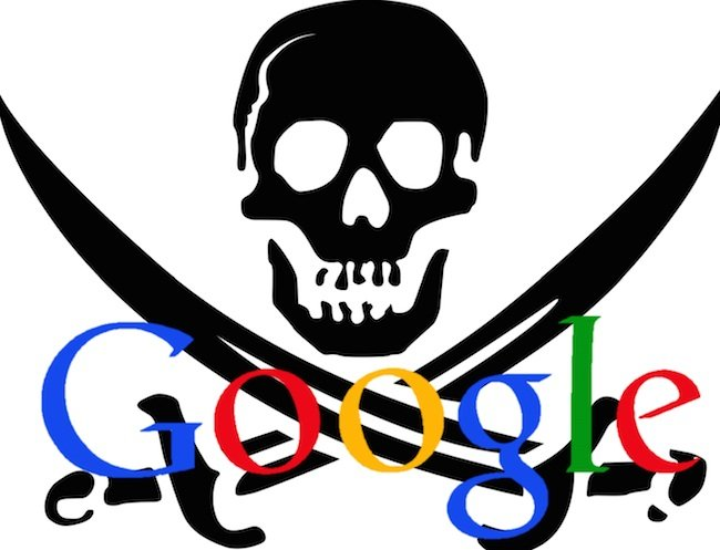 google-vs-pirateria