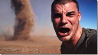 Selfies tornado