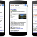 Nuova Interfaccia Mobile di Google