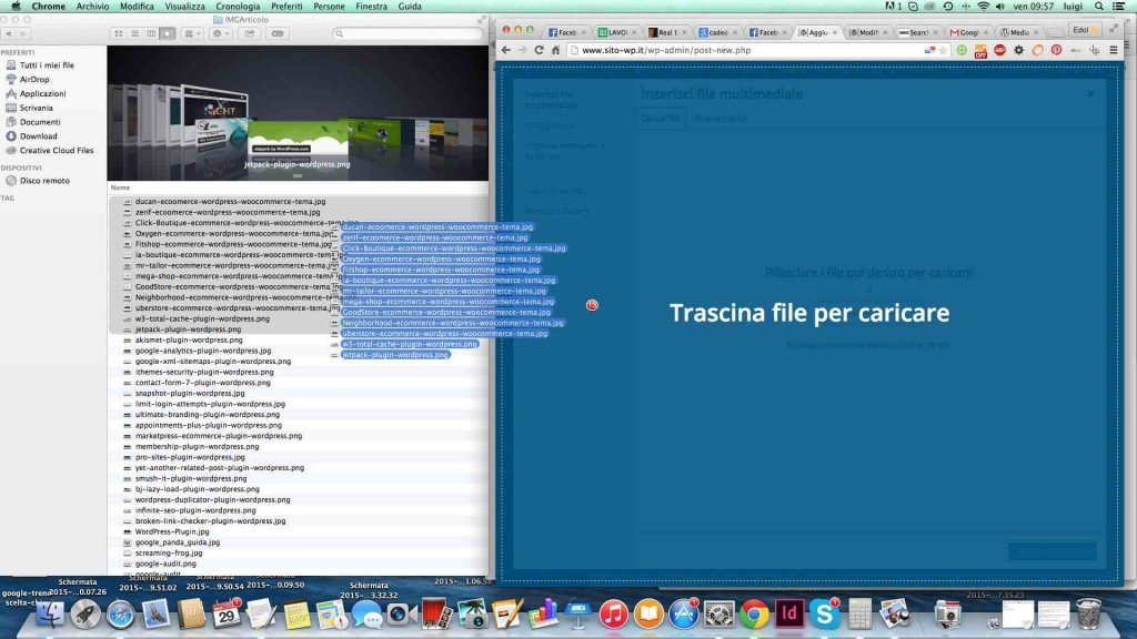 trascina-file-in-wordpress