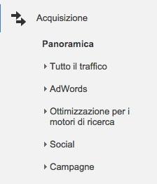 Acquisizione-Google-Analytics