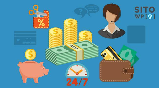 vantaggi sito ecommerce