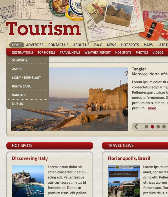 Temi-Wordpress-Tourism