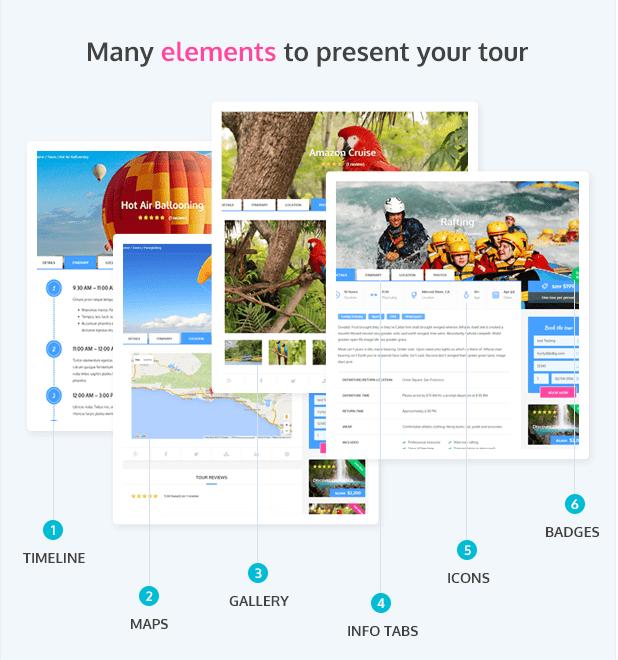 adventure tour tema wordpress agenzia viaggi