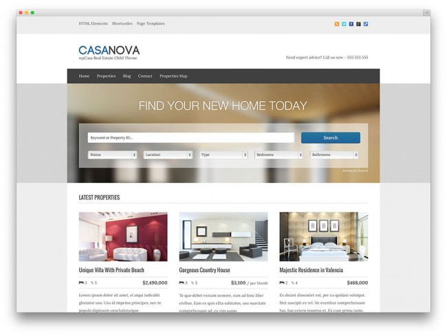 casanova-tema-immobiliare-wordpress