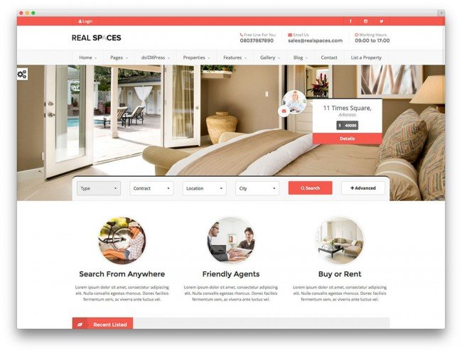 real-spaces-tema-immobiliare-wordpress