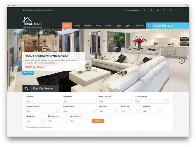 realhomes-tema-immobiliare-wordpress