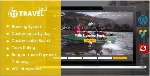 travel tour tema wordpress agenzia viaggi