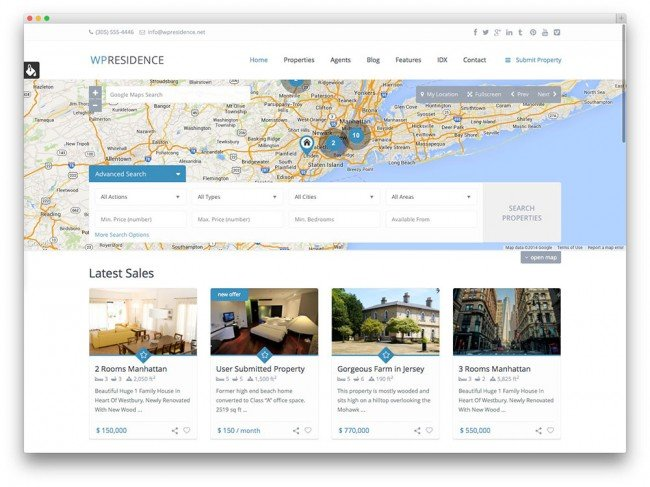 wp-residence-tema-immobiliare-wordpress