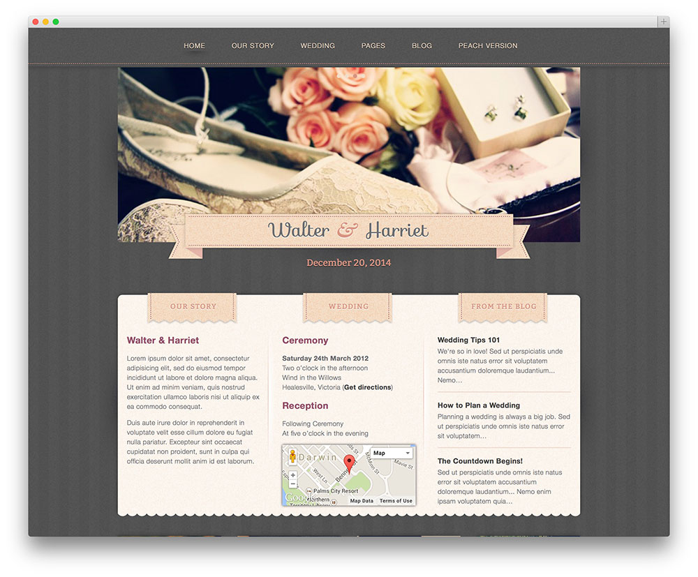 Hitched--Template-Wordpress-Wedding-Planner