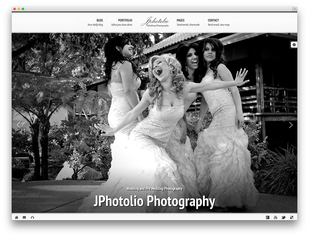 jphotolio--Template-Wordpress-Wedding-Planner
