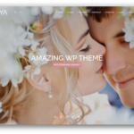 30 Template Wordpress Wedding Planner & Matrimoni - Responsivi
