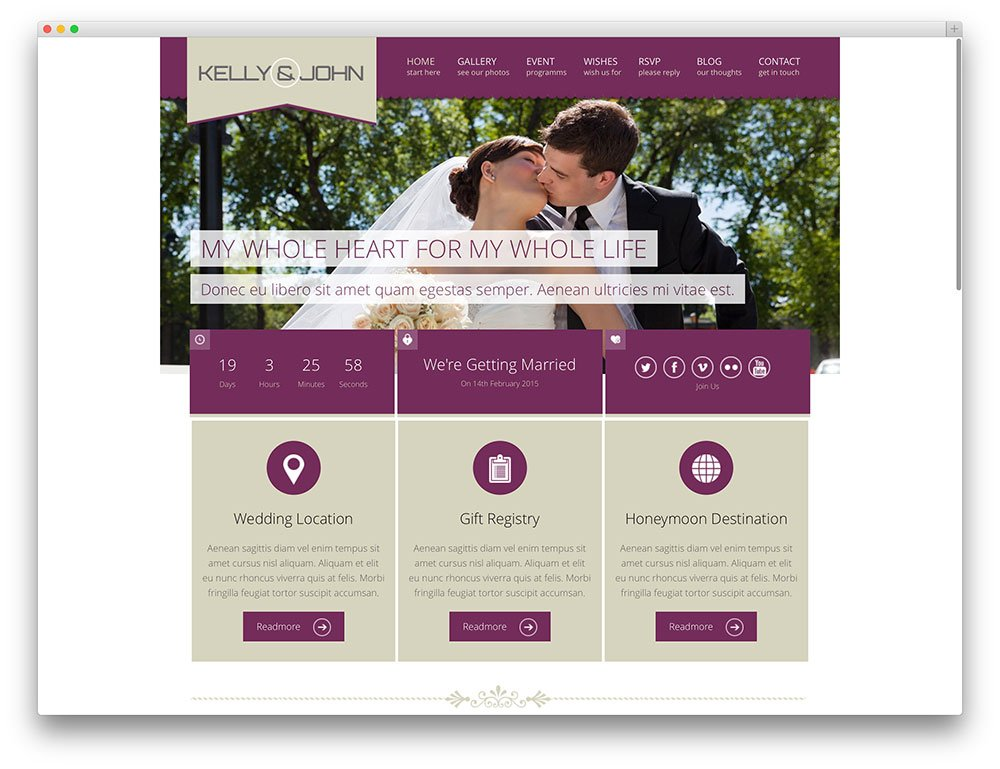 soul--Template-Wordpress-Wedding-Planner