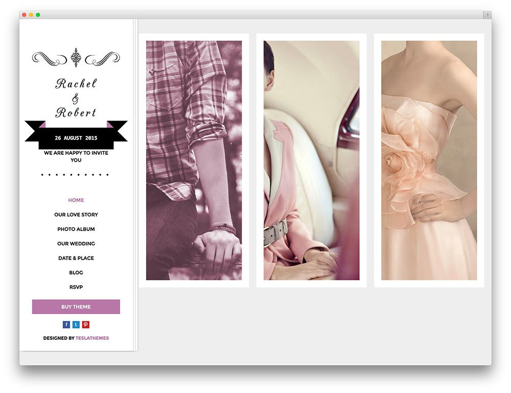 wedding-day-Template-Wordpress-Wedding-Planner