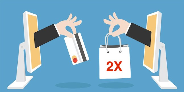 raddoppiare le vendite-online
