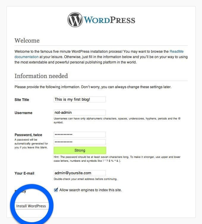 inserimento-dati-wordpress