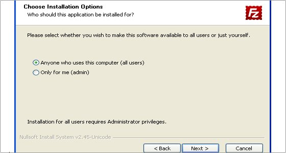 installare-filezilla-windows-step2