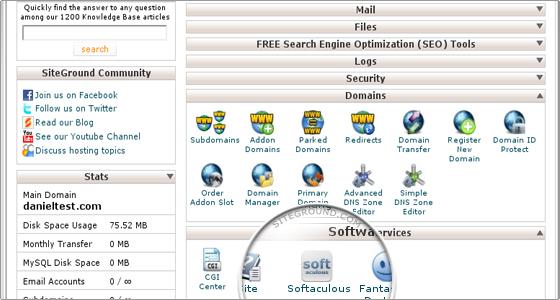 selezionare-icona-softaculus