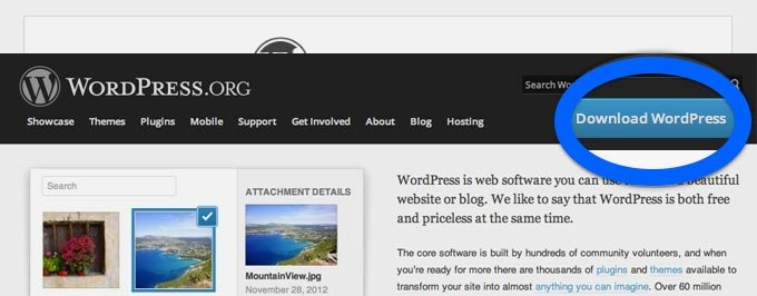 wordpress-org-sito-ufficiale