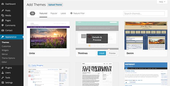 cerca-temi-wordpress