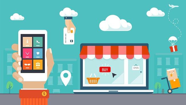 creare un sito ecommerce