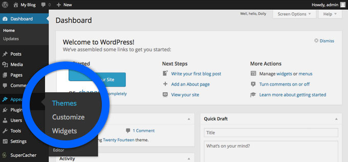 personalizzare-tema-wordpress