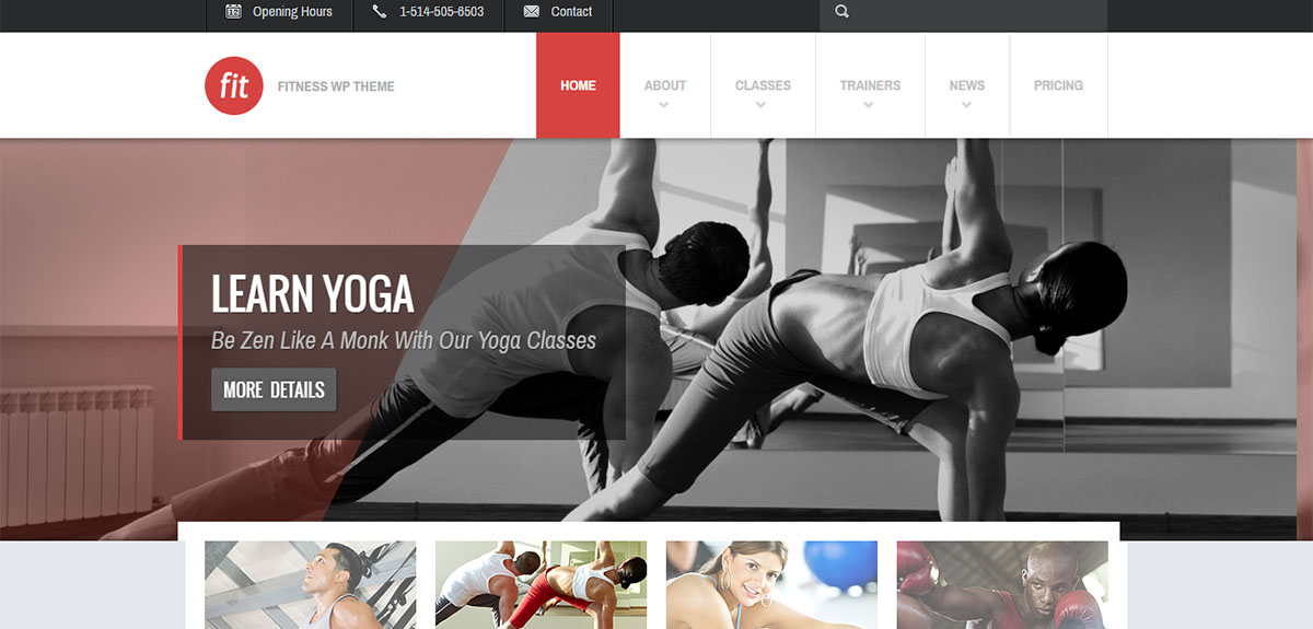 FIT Tema Wordpress