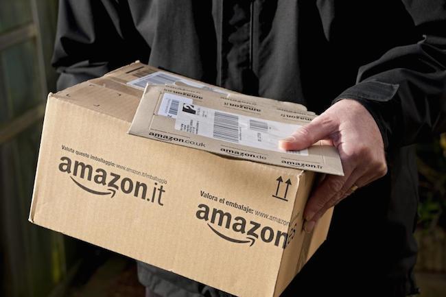 Amazon servizi Logistici