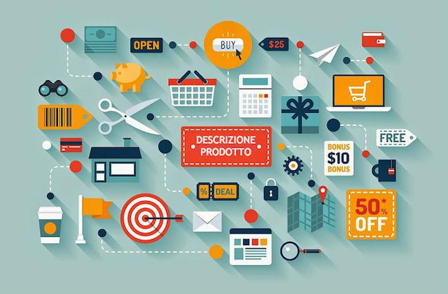 descrizione prodotto ecommerce