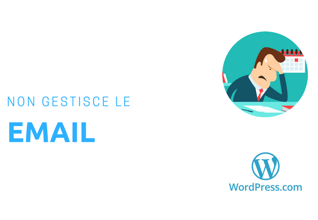 Wordpress.com email