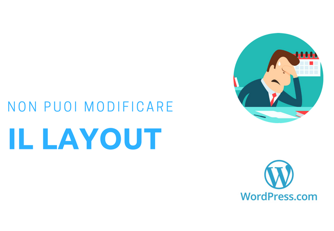 Wordpress.com no modifica layout