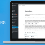 Guida Gutenberg Wordpress site builder