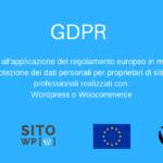 GDPR Wordpress per Aziende e professionisti
