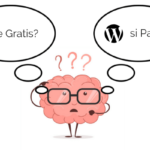 Wordpress gratis o a pagamento
