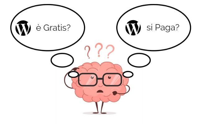 wordpress gratis o pagamento