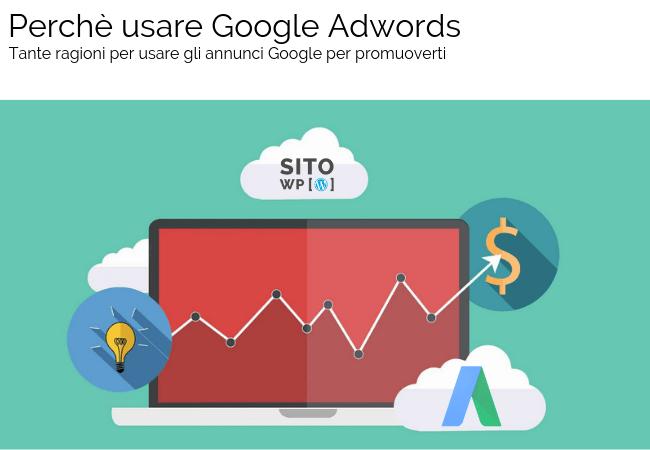 perche usare google adwords