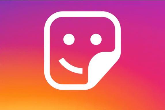 instagram adesivi stickers