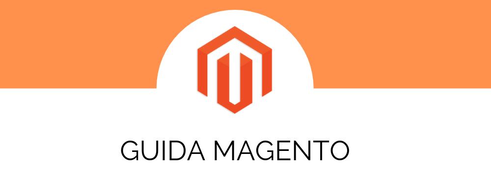 GUIDA MAGENTO
