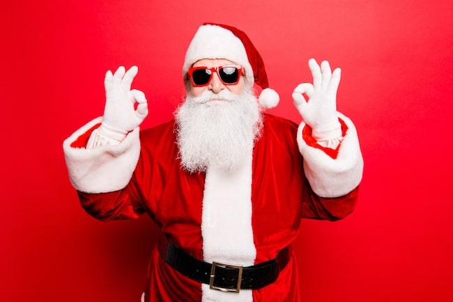 perchè i bambini credono a babbo Natale