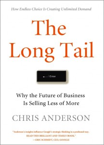 The long tail copertina