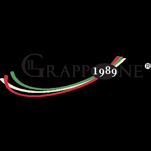 ilgrappone logo nero